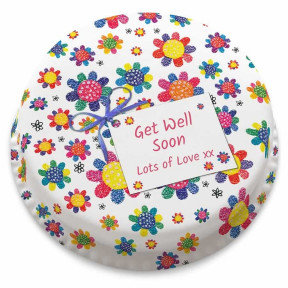 Get Well Cake (Small Party Cake (Serves 10-12) )