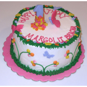 Birthday Butterfly (Eight inch )
