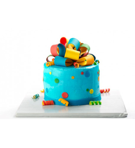 Party In A Cake (Eight inch )