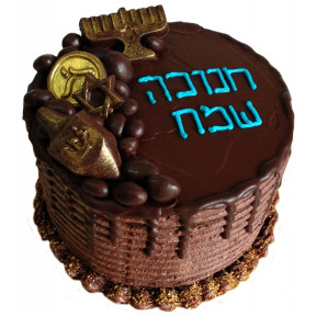 Chanukah Cake (Six inch )