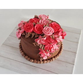 Chocolate Cake Classic (Six inch )