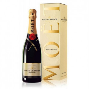 Moët and  Chandon shampagne giftbox