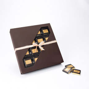 Premium Napolitain Box (16Pcs) - Milk Chocolate