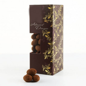 Dark Chocolate Almond Dragee (190G)