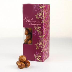 Caramelized Macadamia Nuts
