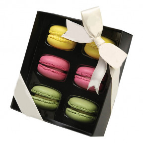 Assorted Classic Macarons (6Pcs)