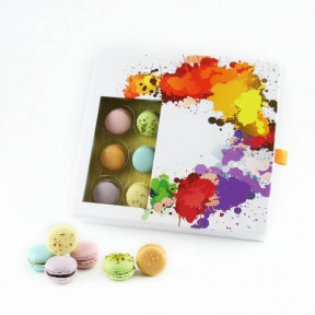 Assorted Premium Macarons (20Pcs)