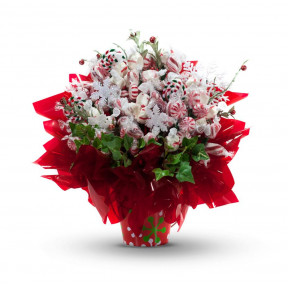 Frosty Delight Candy Bouquet (Small)