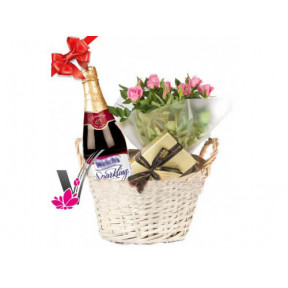 Special Drink, Chocolate & Roses (Small)