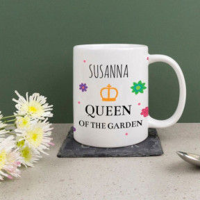 The Queen Of Personalised Mug