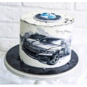 Sports Car Cake For Him