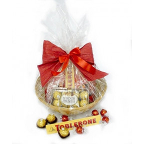 Celebratory Chocolate Gift Basket