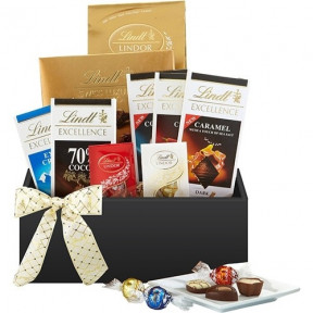 Lindt Excellence Chocolate Gift Hamper