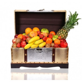 Royal Fruit Treasure Chest