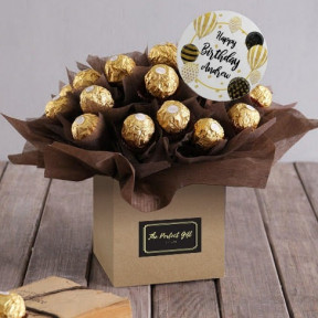 Ferrero Classic Box With Personalised Message