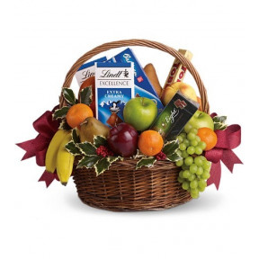 Grand Fruit And Chocolate Hamper