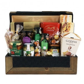 Leather Gift Hamper