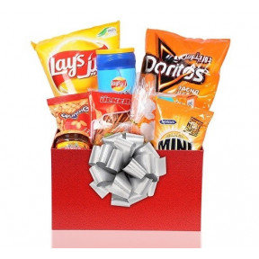 Salty Snacks Gift Box