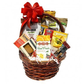 Gluten-Free Goodies Gift Basket