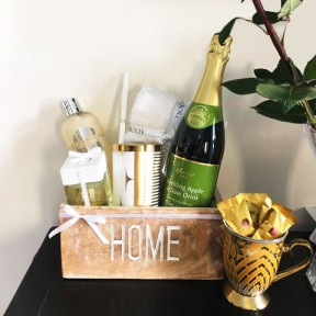 'Home' Gift Basket