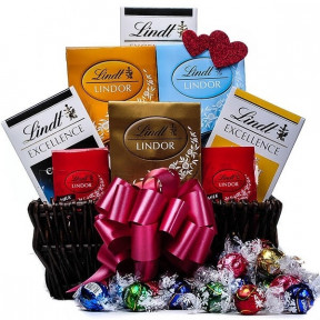 'Thinking Of You' Lindt Gift Hamper