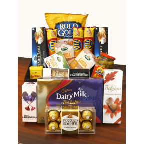 Treat for the office basket