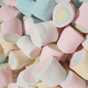 Marshmallows - Assorted Colours