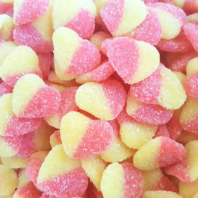 Sour Pearch Hearts
