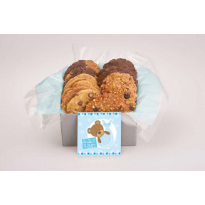 Baby Shower Cookie Gift Box (24 cookies)