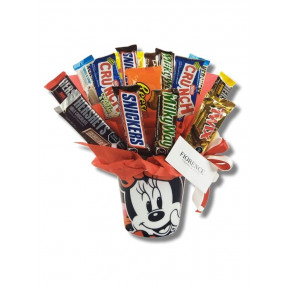 Cute Bucket With Chocolates