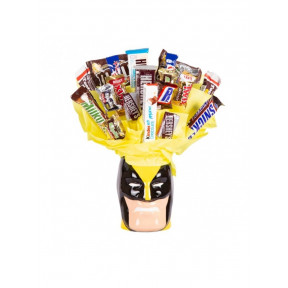 Candy Bouquet Wolverine.