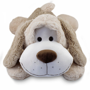 Plush Dog 80 Cm - Tob Hazel