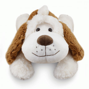 Plush Dog 80 Cm - Tob Brown
