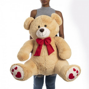Teddy Bear 85 Cm - Richard Doce De Leite