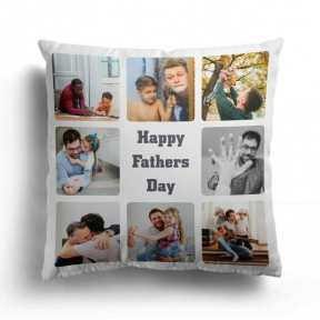 Father Memories Picture Pillow
