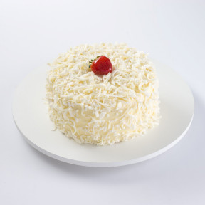 Milk Nest Cake W / Strawberry (1 Kg)