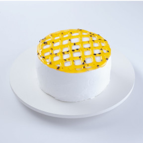 Passion Fruit Cake (1 Kg)