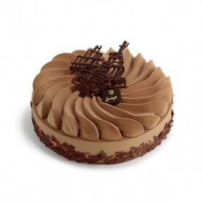 Chocolate Cream Gateau 6 Port
