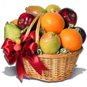 Healthy Fruit Basket