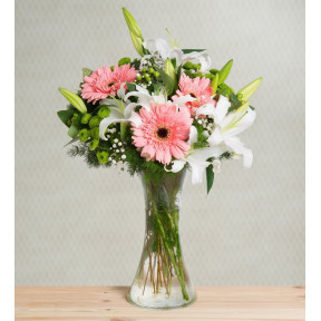 Gerberas And Lilies - Sweet As Candy
