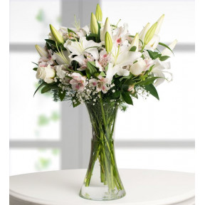 Astromelia, Roses And Lilies - Alstroemeria Touch