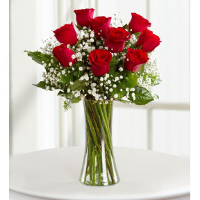 9 Red Roses- Little Tiny Surprise