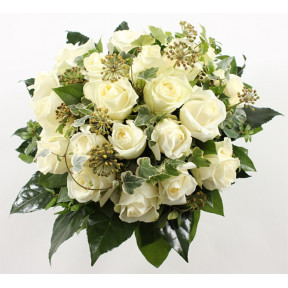 condolences Bouquet-3