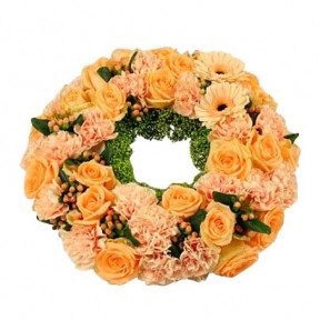Begravningsblommor - Grief Wreath (Small)