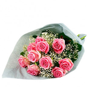 Send The Bouquet Of Roses In Masses Like Flower Delivery