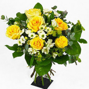 Send bouquet Citrus as blombud (Small)
