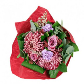 Send Bouquet Midnight Blombud (Medium)
