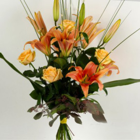 Send bouquet Glamor blombud (Small)