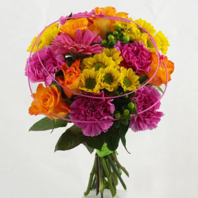 Send bouquet Sparkling who blombud (Small)
