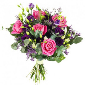 Send Bouquet Pleasant As Blombud (Small)